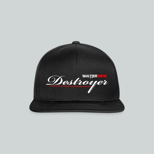 Shatterdome Destroyer Snapback - Snapback Cap