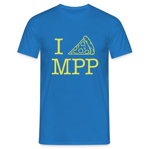 T-Shirt I Pizza MPP - Uomo - Maglietta da uomo