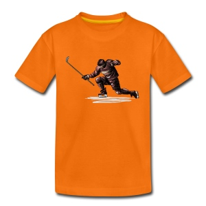 goal T-Shirts - Teenager Premium T-Shirt