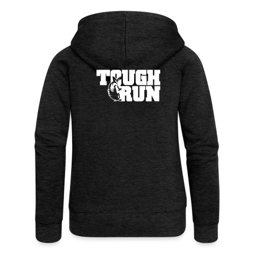 TOUGHRUN Hoodie for Girls - Frauen Premium Kapuzenjacke