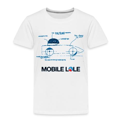 Children T shirt Mobile Lole - Kids' Premium T-Shirt