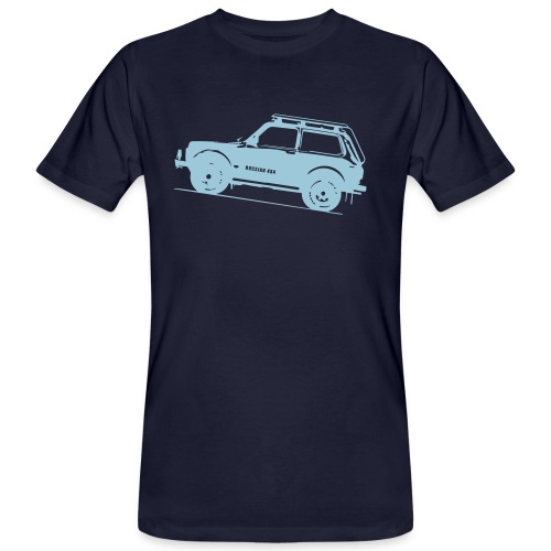 Lada Niva Shirt Bio (2121) - Männer Bio-T-Shirt