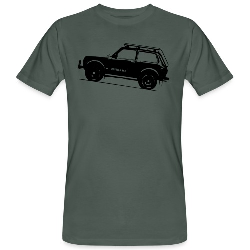 Nivashirt - Bio - Männer Bio-T-Shirt