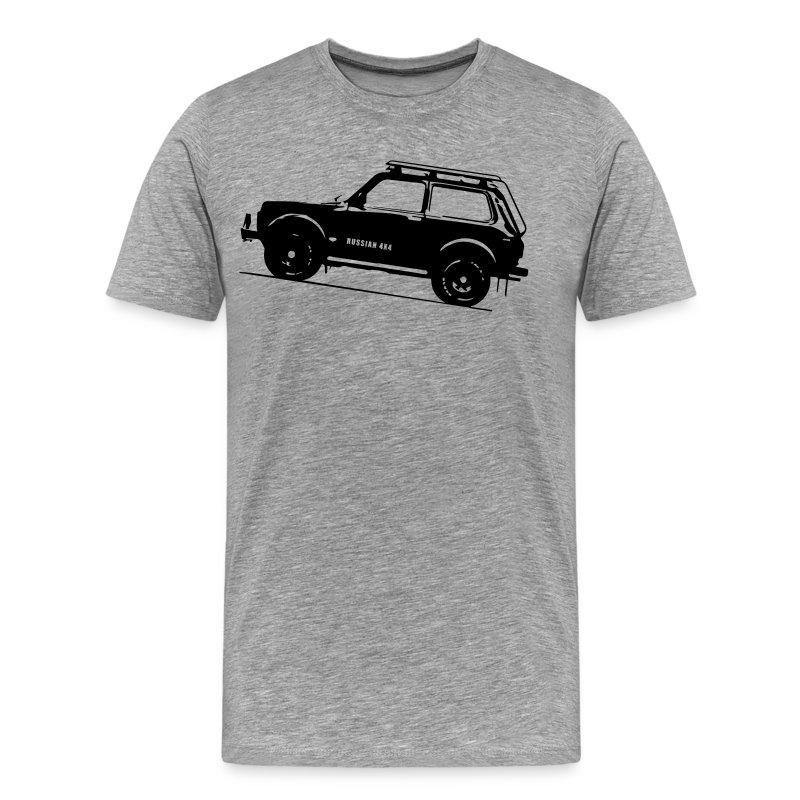 Nivashirt - Premium - Männer Premium T-Shirt