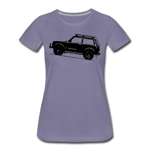 Nivashirt for Girls - Frauen Premium T-Shirt