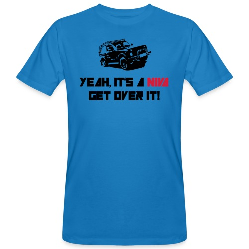 Get over it - Nivashirt (Bio) - Männer Bio-T-Shirt