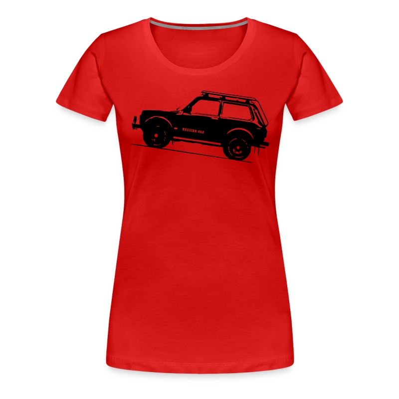 Nivashirt for Girls - Frauen Premium T-Shirt