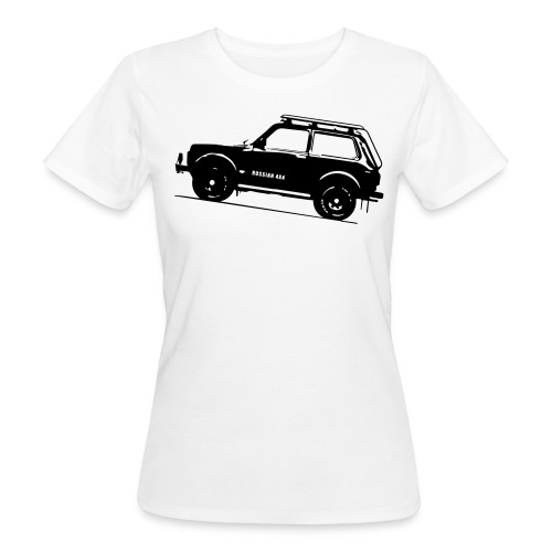 Nivashirt for Girls (Bioshirt) - Frauen Bio-T-Shirt