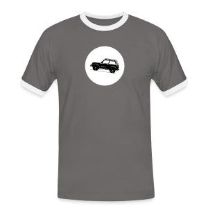 Kontrast Nivashirt - Männer Kontrast-T-Shirt