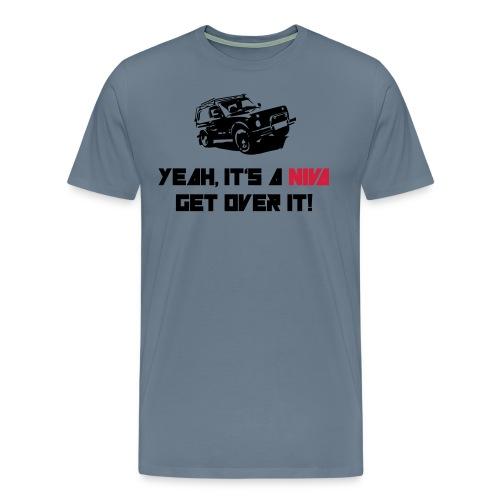 Get over it - Nivashirt - Männer Premium T-Shirt