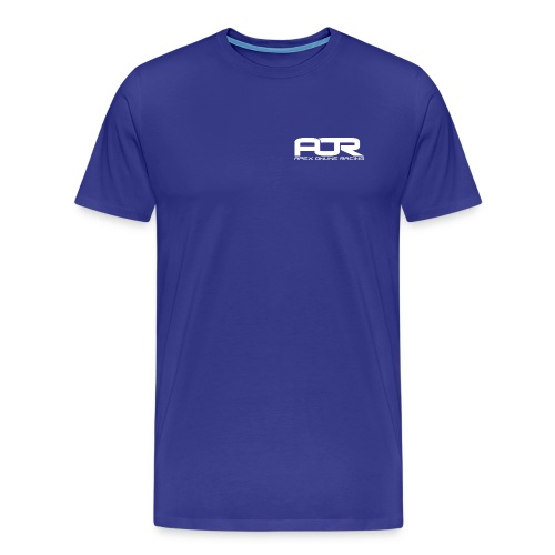 AOR T-Shirt - Admin Blue - Men's Premium T-Shirt