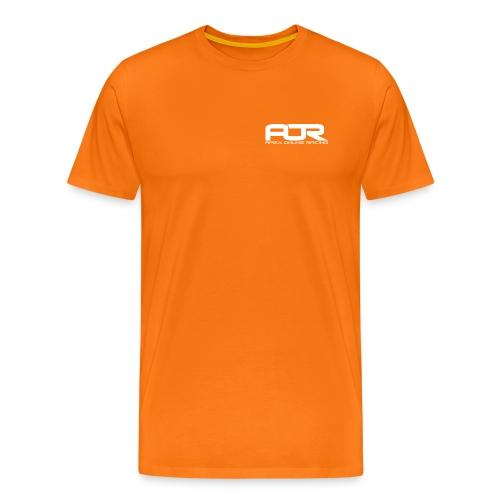 AOR T-Shirt - Coordinator Orange - Men's Premium T-Shirt