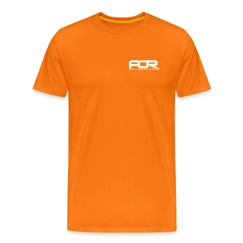 AOR T-Shirt - Coordinator Orange - Men's Premium T-Shirt