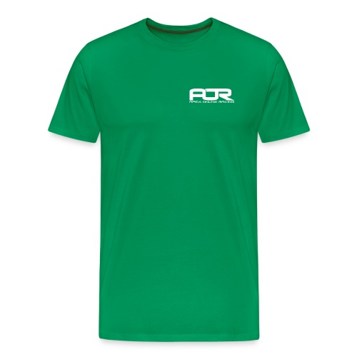 AOR T-Shirt - Mod Green - Men's Premium T-Shirt