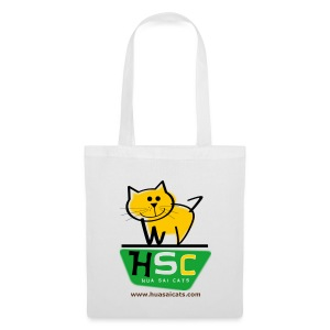 Hua Sai Cats Tote Bag - Tote Bag