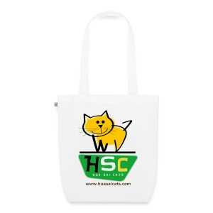 EarthPositive Tote Bag - I Love Cats - EarthPositive Tote Bag