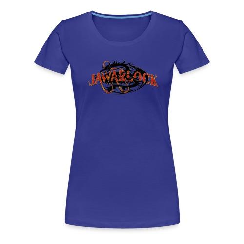 JaWarlock Logo T-Shirt (Womens) - Women's Premium T-Shirt