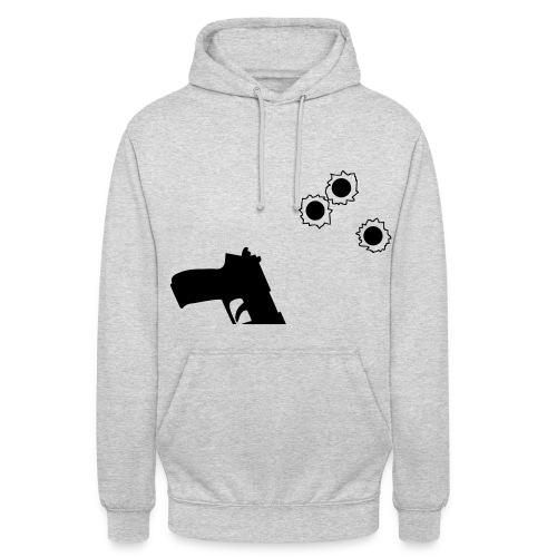 Gang - Sweat-shirt à capuche unisexe