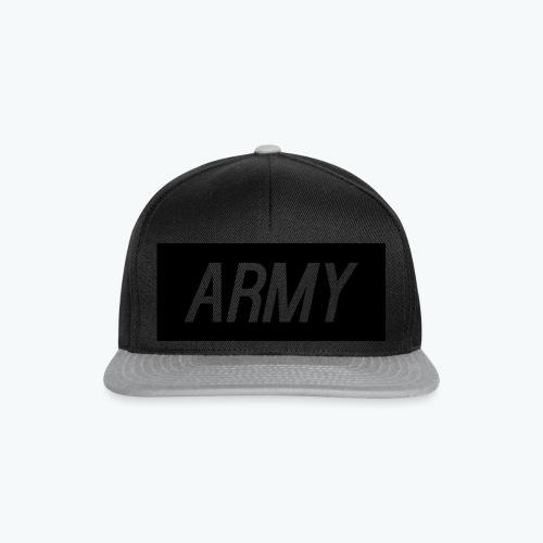 ARMY Snapback Cap - Snapback Cap