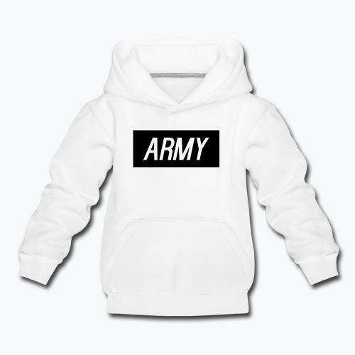 ARMY Kids' Premium Hoodie - Kids' Premium Hoodie