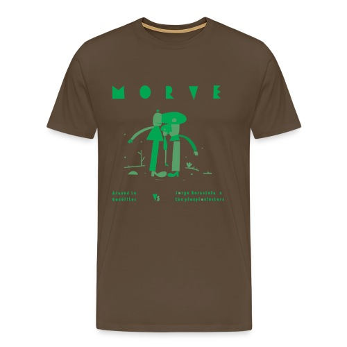 MORVE - T-shirt Premium Homme