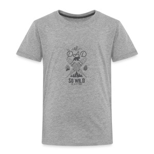 T-shirt Premium Enfant //  My dad is my hero - T-shirt Premium Enfant
