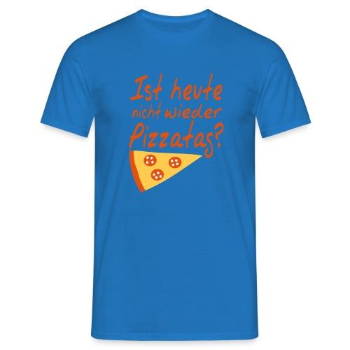 Pizza Nerd T-Shirt - Männer T-Shirt
