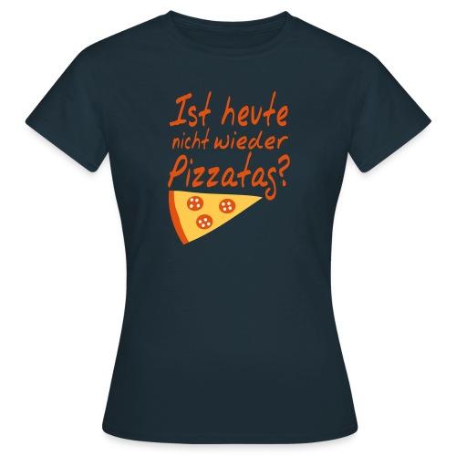 Pizza Nerd T-Shirt - Frauen T-Shirt