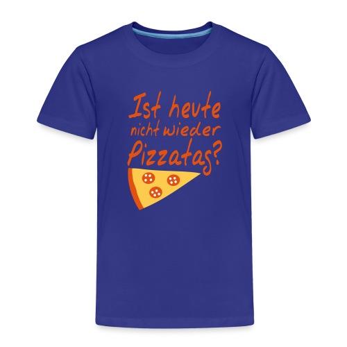 Pizza Kinder T-Shirt - Kinder Premium T-Shirt