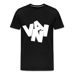 Vani 3d Schrift Sweatshirt - Men's Premium T-Shirt