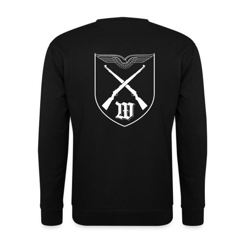 Sweatshirt - Wappen 5./WachBtl BMVg - Männer Pullover