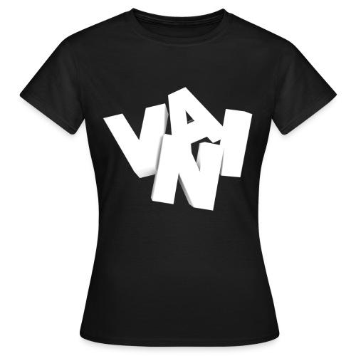 Vani 3d Schrift Sweatshirt Damen - Women's T-Shirt