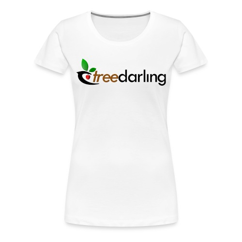 treedarling - Shirt! female - Frauen Premium T-Shirt