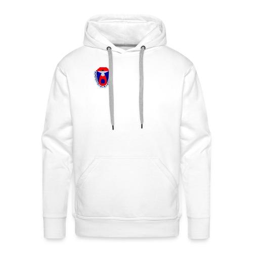 sweat-shirt logo homme - Sweat-shirt à capuche Premium pour hommes