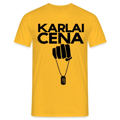 T-shirt | Karlai CENA (Clip) - T-shirt Homme