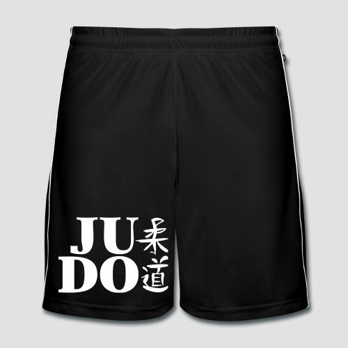 Judo chinesische Schriftzeichen - Männer Fußball-Shorts