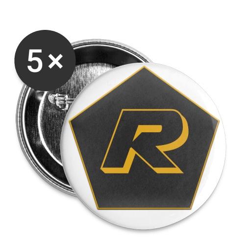 Raigee Buttons - Buttons groß 56 mm