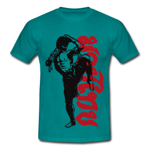 FWSBerlin Muay thai Fighter - Männer T-Shirt