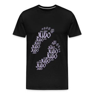 FWSBerlin Judo Step by Step - Männer Premium T-Shirt