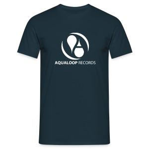 Aqualoop Blue Shirt - Men's T-Shirt