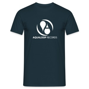 Aqualoop Blue Shirt - Men's T-Shirt