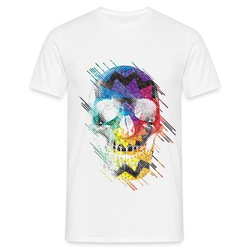 t-shirt Crâne  - T-shirt Homme