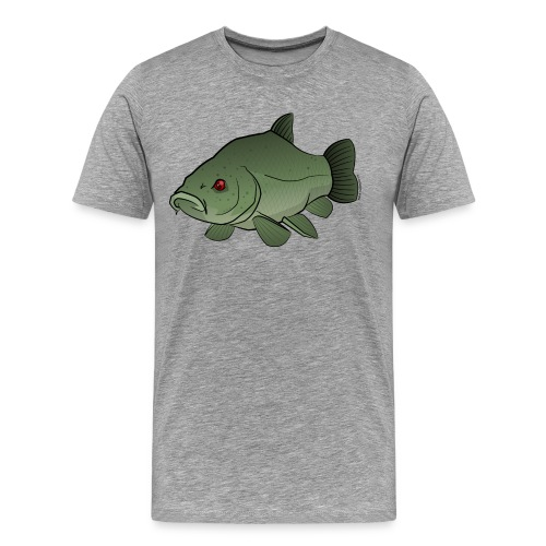 Red River Tench - Men's Premium T-Shirt