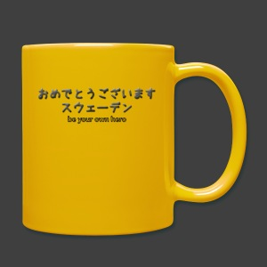 Hero - Full Colour Mug