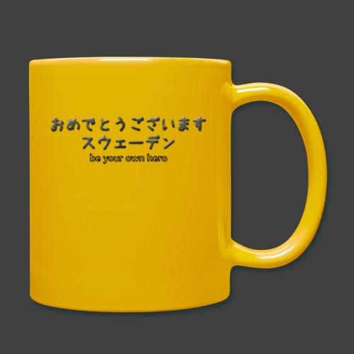Hero - Full Colour Mug