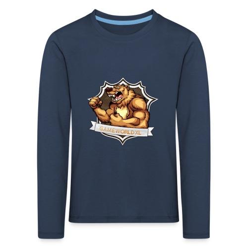 Kinder shirt met lange mouwen - Kinderen Premium shirt met lange mouwen