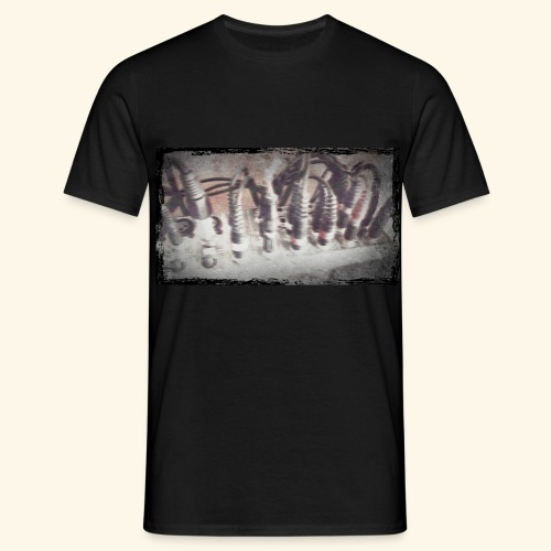 Recording Patch - Männer T-Shirt