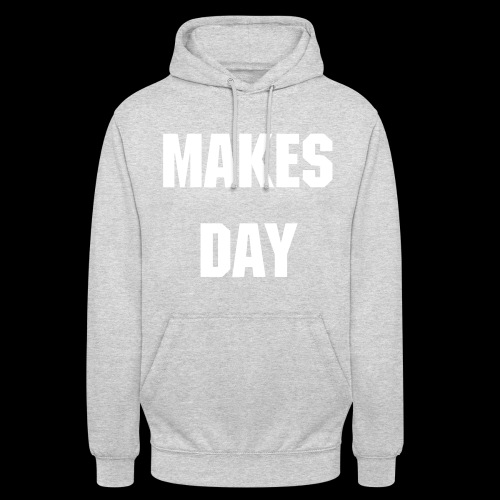 MakesDay Pullover Rot - Unisex Hoodie