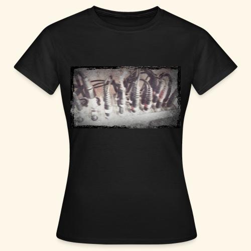 Recording Patch - Frauen T-Shirt