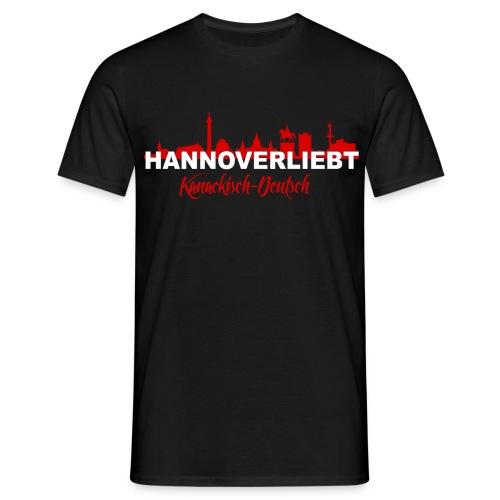 Hannoverliebt - Männer T-Shirt